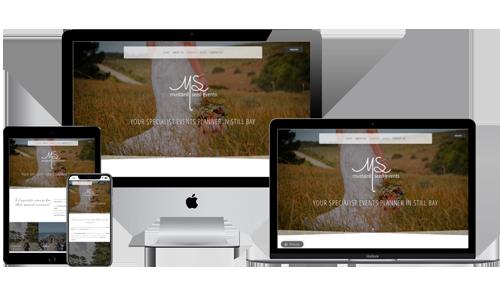 Webammo Web Design Stilbaai www.mustardseedevents.co .za